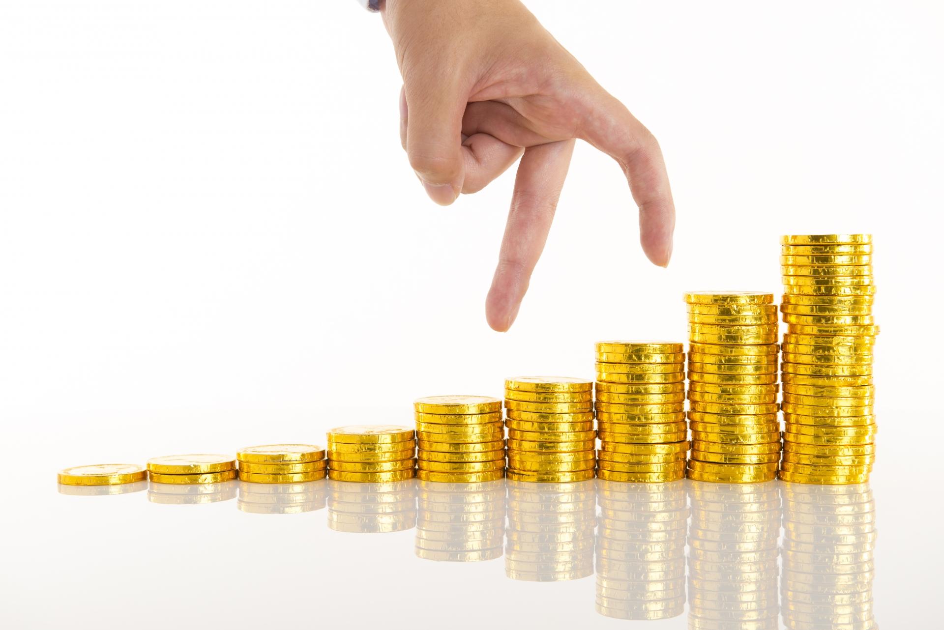 ファイナンシャルプランに希望を与える5つのステップ 1.貯蓄割合を増やす