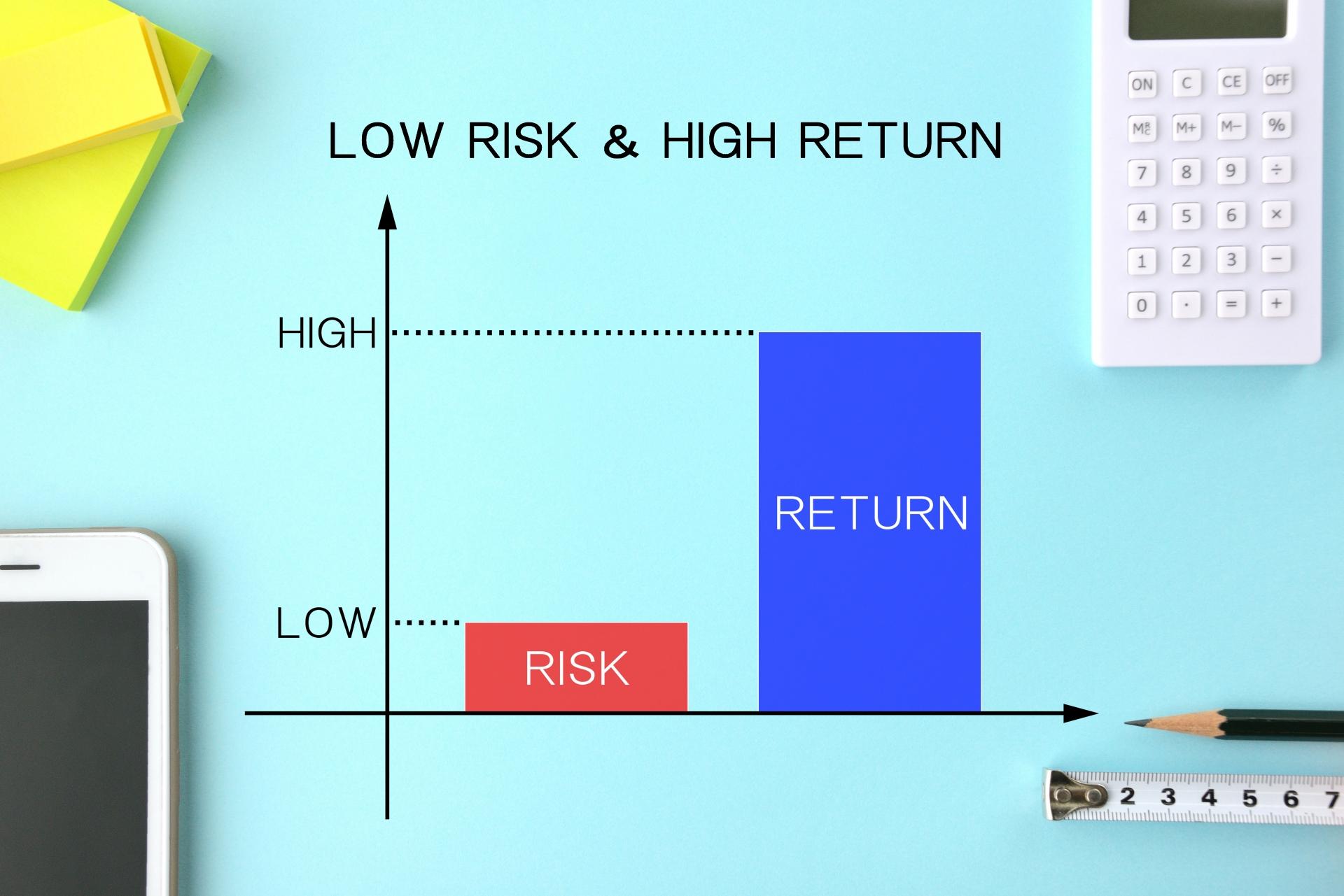 【嘘八百】長期でホールドすれば債券よりも株式の方がローリスク・ハイリターン
