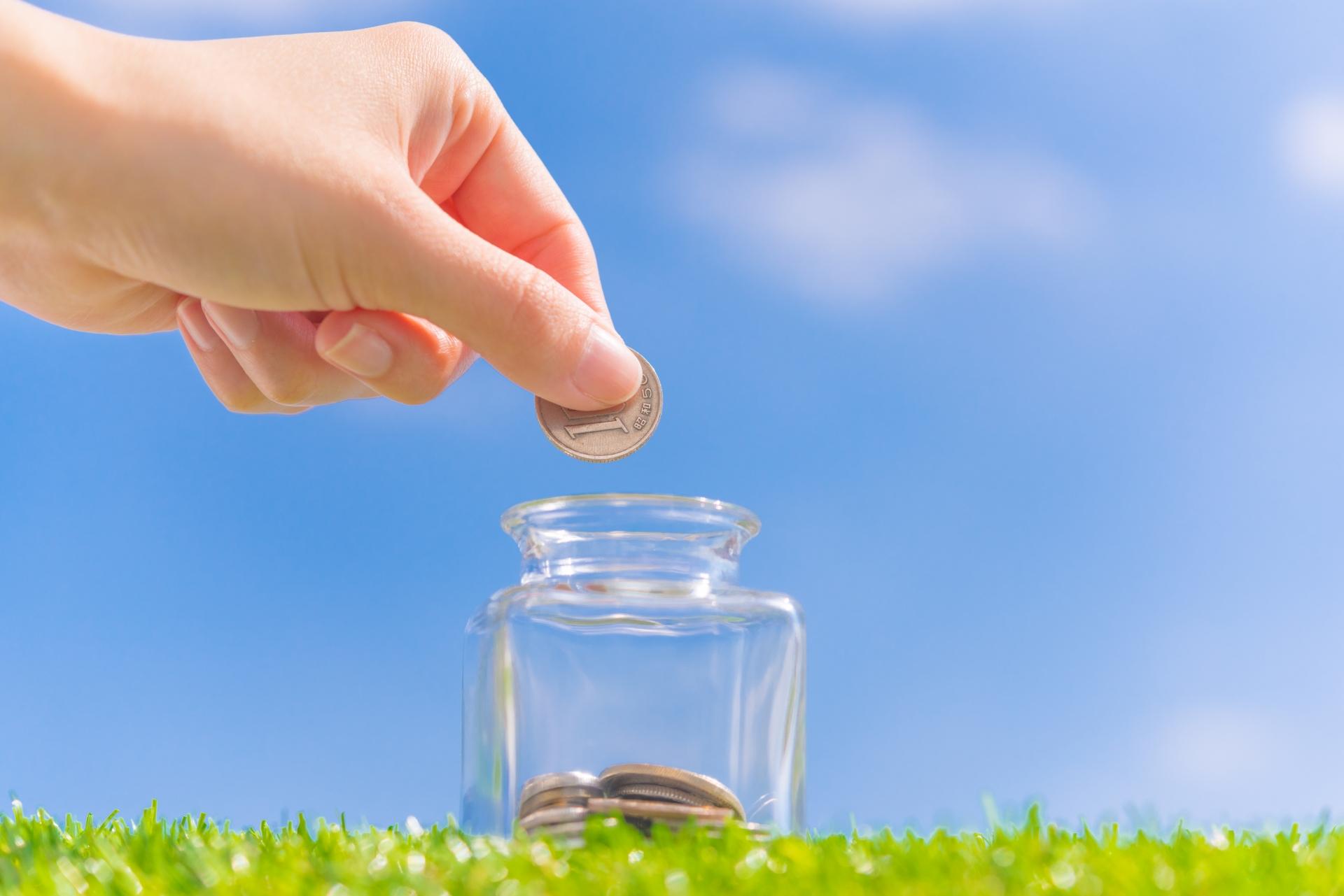 数千万円の資産を作るのに「100円から積立投資可能」が重要な2つの理由